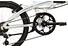 """tern Link B7 Hopfällbar cykel 20"""" vit"""
